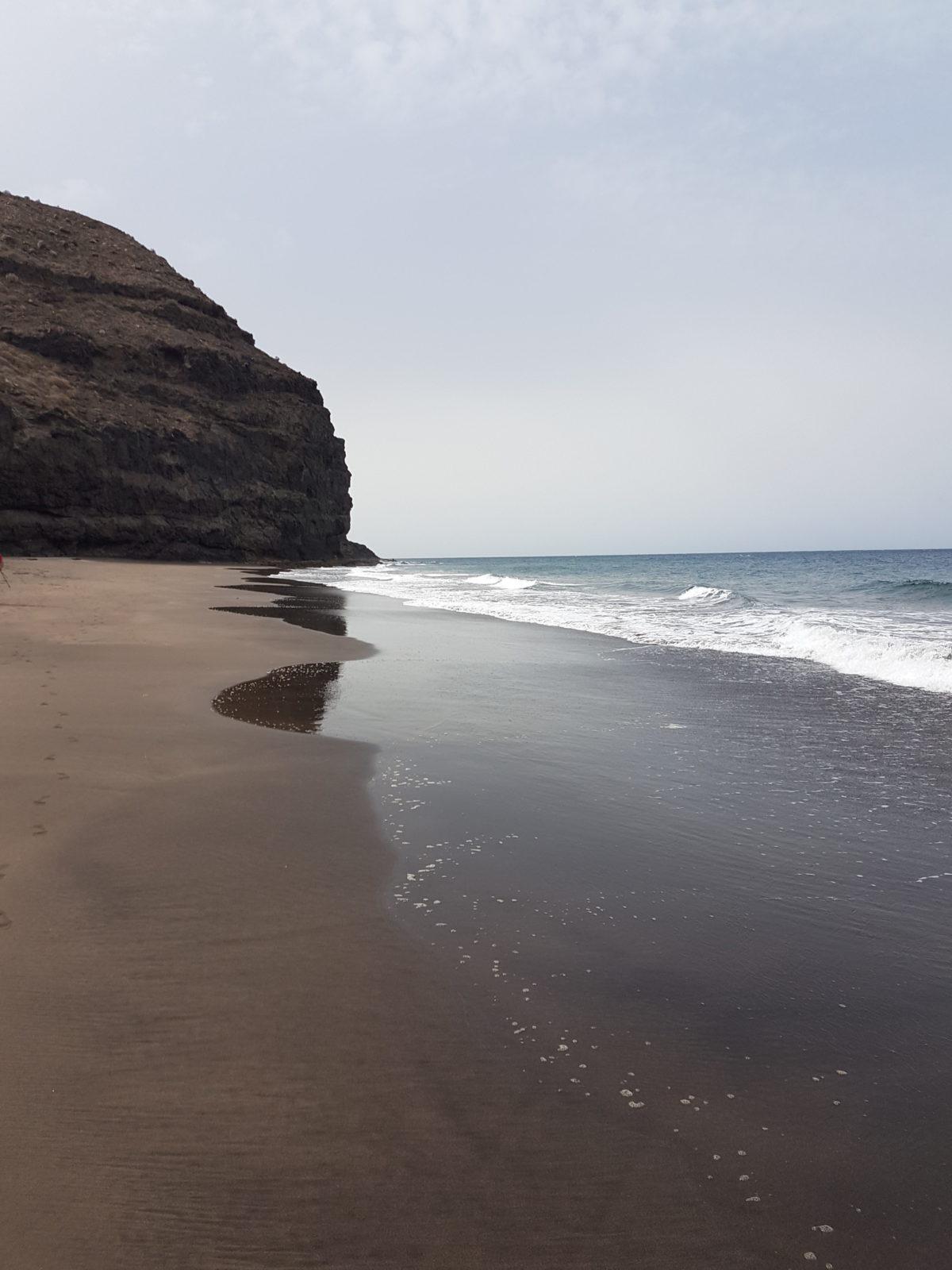 Playa de Güigüi grande