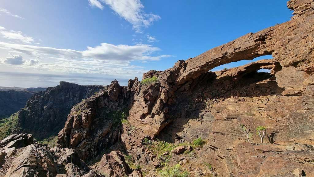 Vistas del Arco del Coronadero