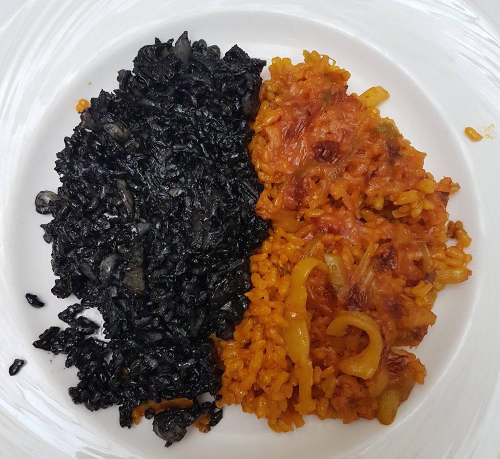 Places to eat in Las Palmas de Gran Canaria a nice rice. El Arrosar