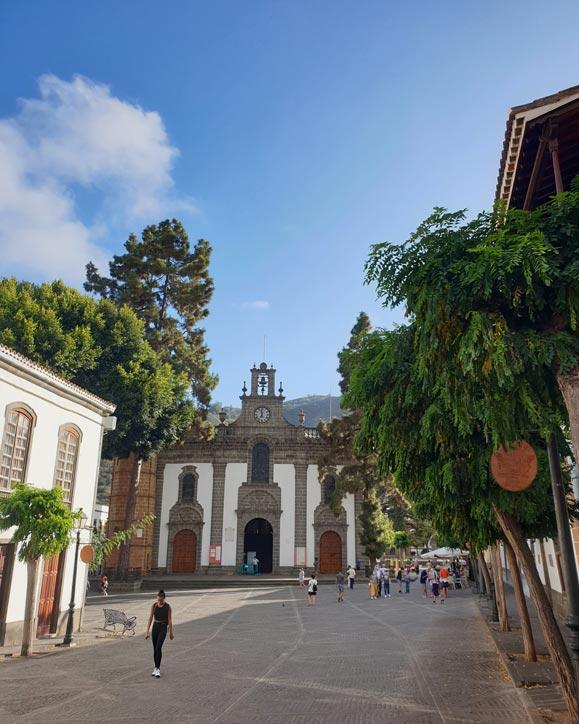 basilica de Teror
