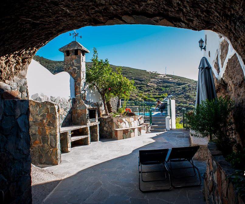 Casa Cueva El Mimo, Artenara