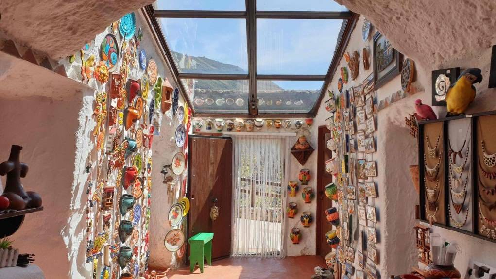 Casa cueva Ingenio guayadeque