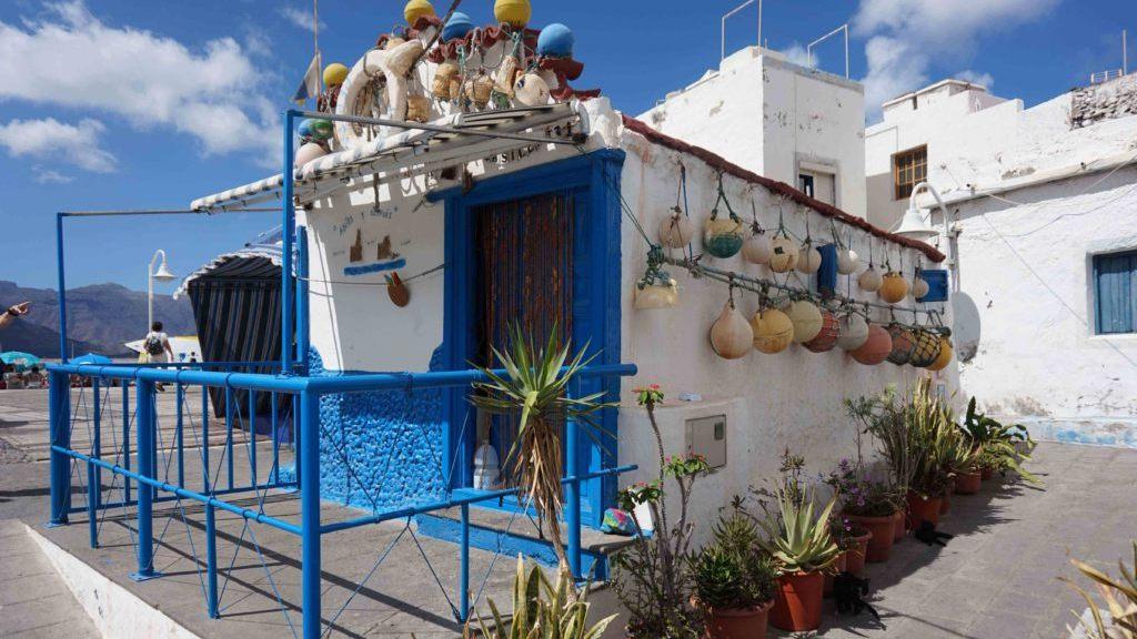 Casa típica de Agaete
