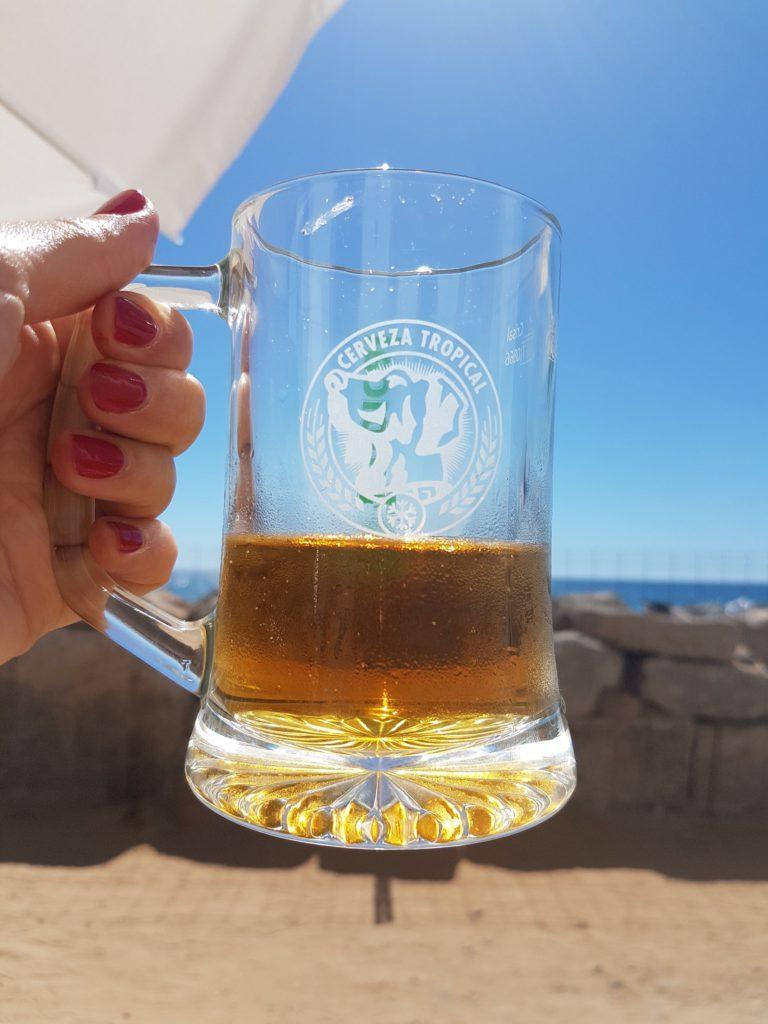 Cerveza Tropical, Bar Pio Pio