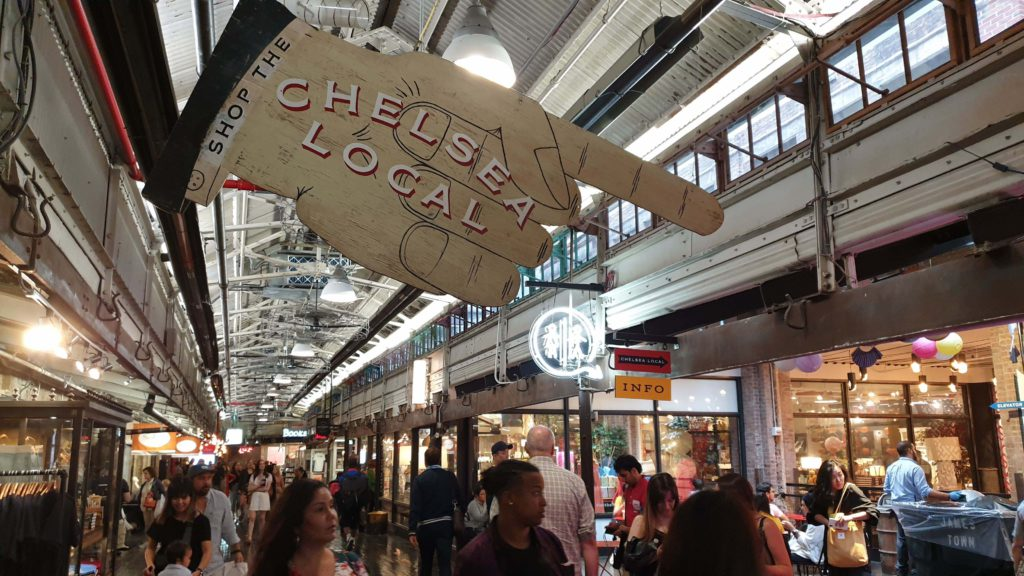 Chelsea Market, places to visit in New York in 4 days