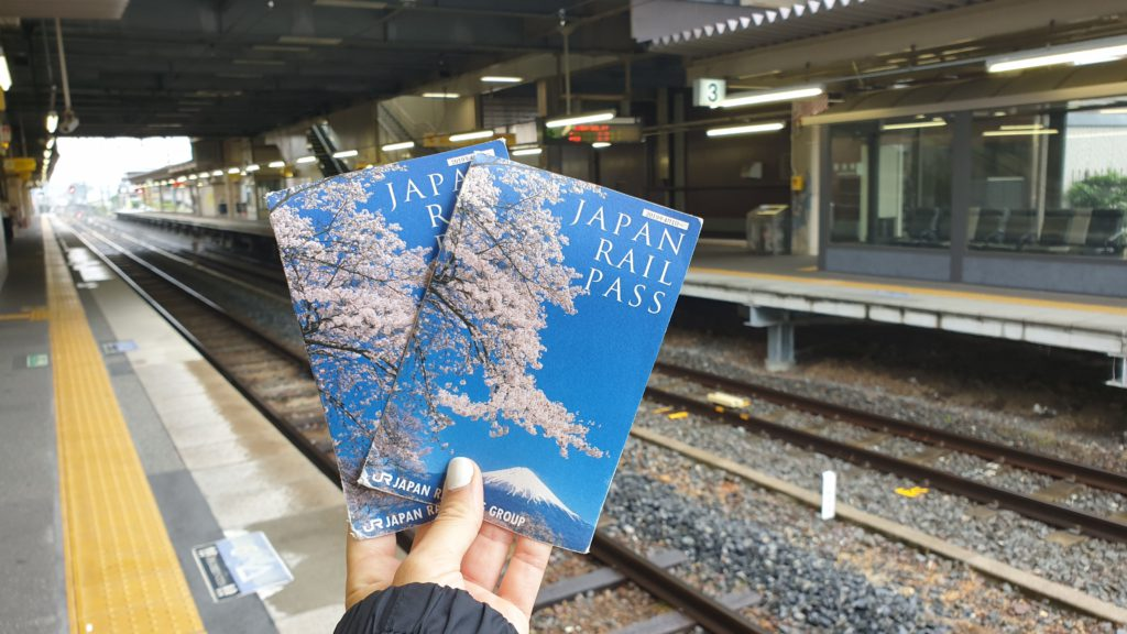 Tips for traveling to Japan, Japan Rail Pass