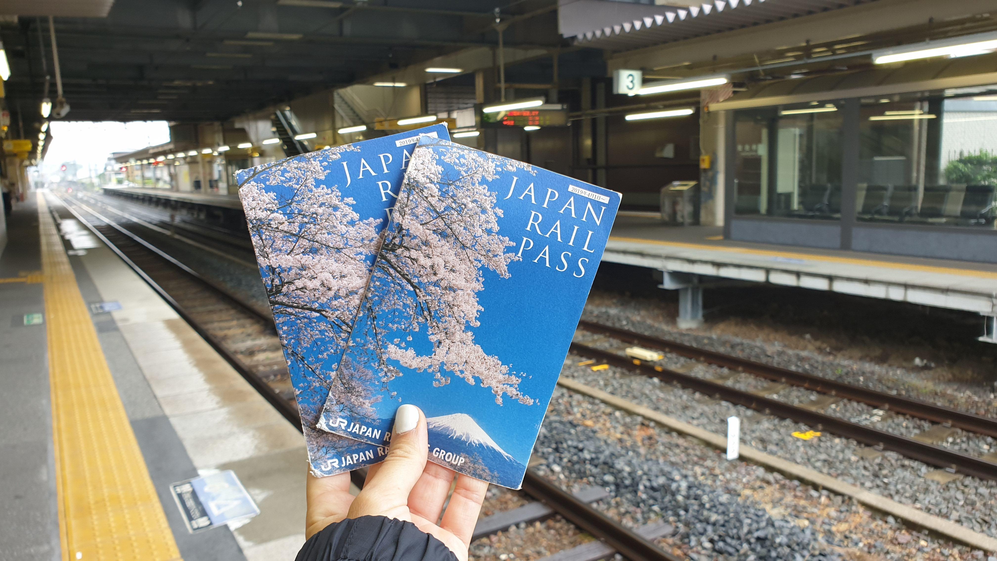 Consejos para viajar a Japón, Japan Rail Pass
