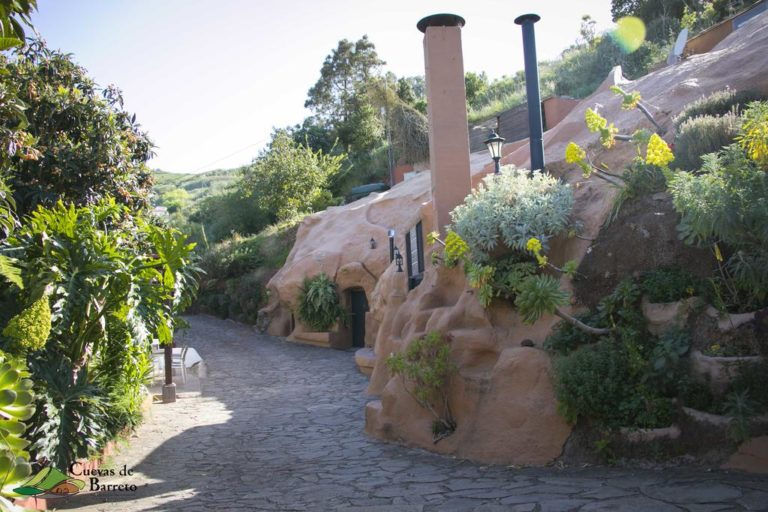 Cuevas de Barreto, casas cueva en Gran Canaria