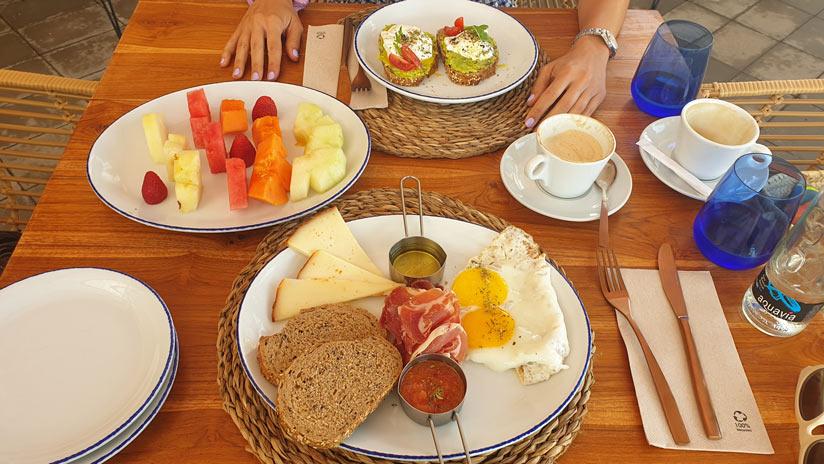 Brunch y desayuno en Nativo Las Palmas, Gran Canaria