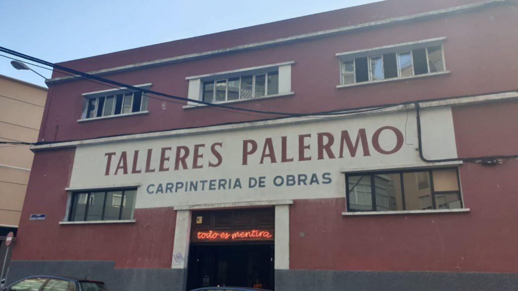 Talleres Palermo bar