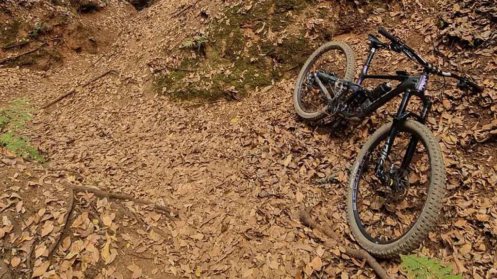 MTB Trail por Firgas