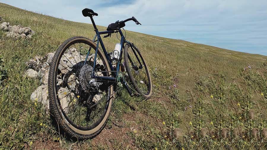 ruta en bici desde Firgas - Los Berrazales - Gáldar