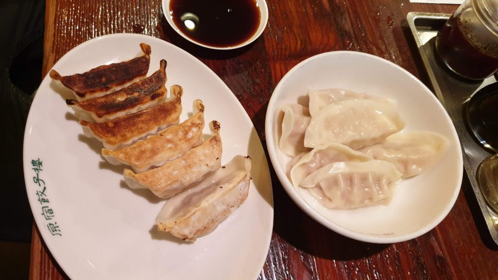Gyoza Lou, places to eat in Tokyo