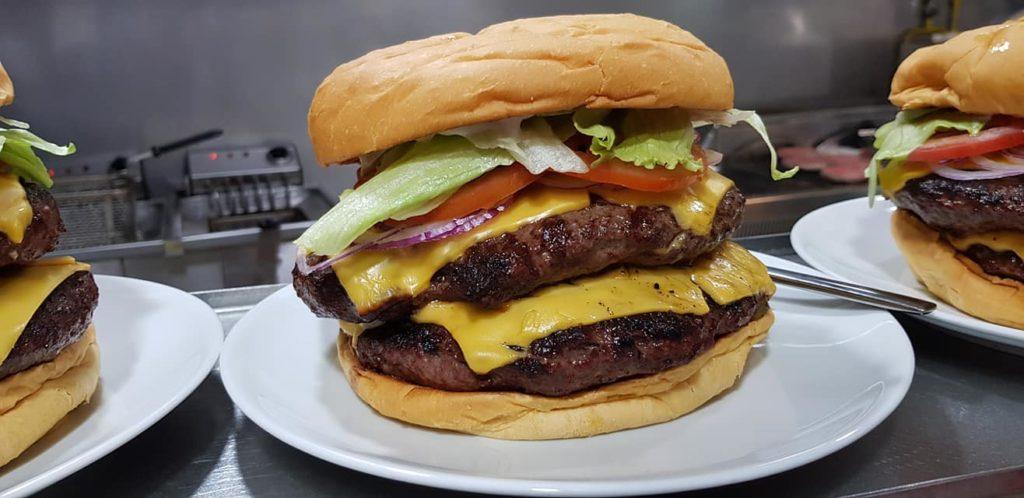La 66, hamburgueserías en Las Palmas