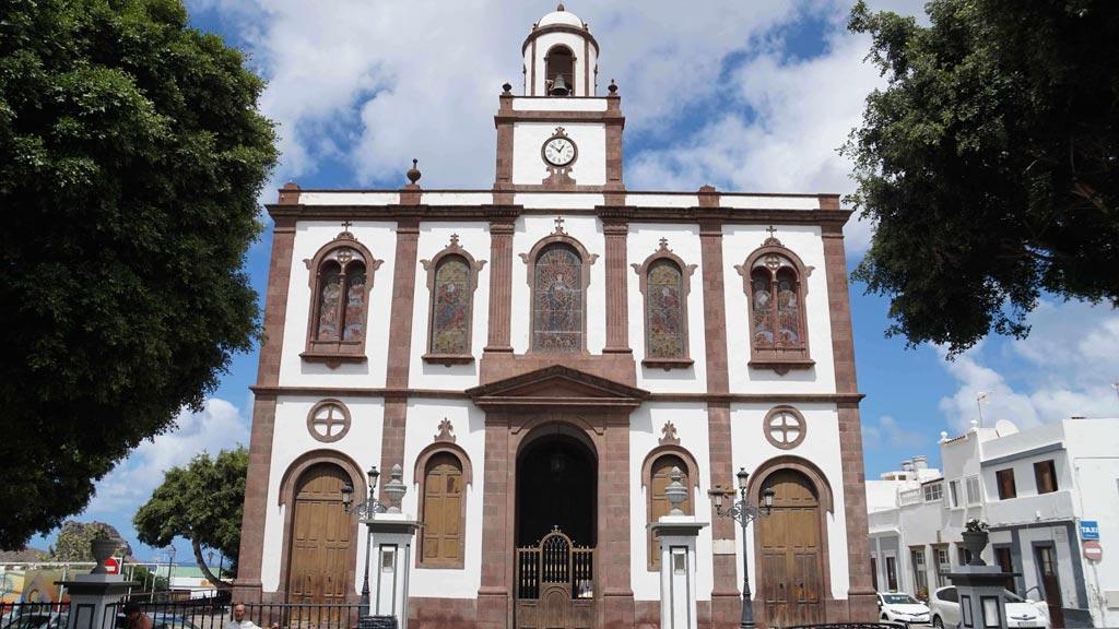 Iglesia de La Concepcion agaete