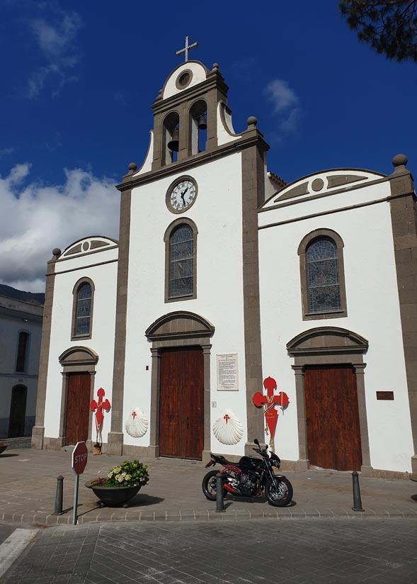 Camino de Santiago Gran Canaria, Iglesia de San Bartolomé