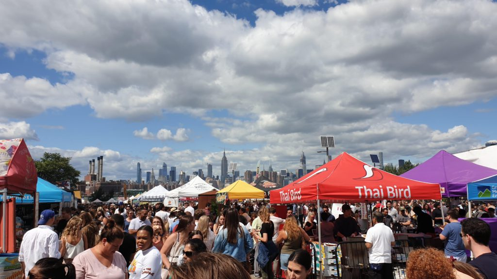 Smorgasburg Food Market, Williamsburg