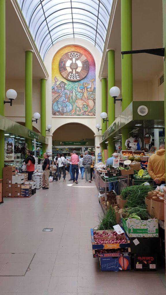 La Recova market. Things to do in Gáldar