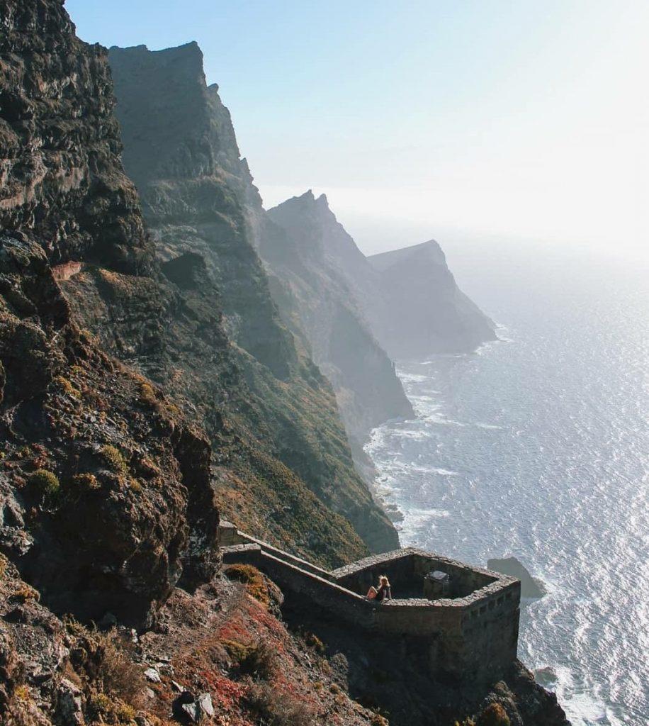 Mirador del Balcón, sitios instagrameables en Gran Canaria