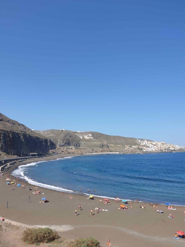 Playa de La Laja, Las Palmas de GC