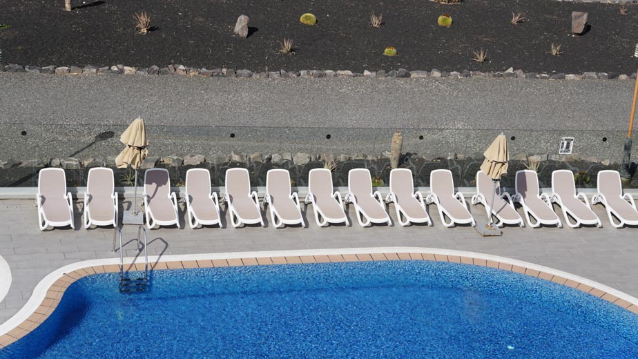 Piscina Hotel & Spa Cordial Roca Negra