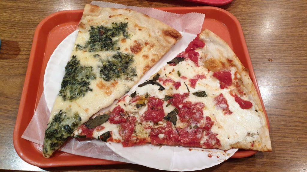 Pizza Suprema, nearby Madison Square Garden
