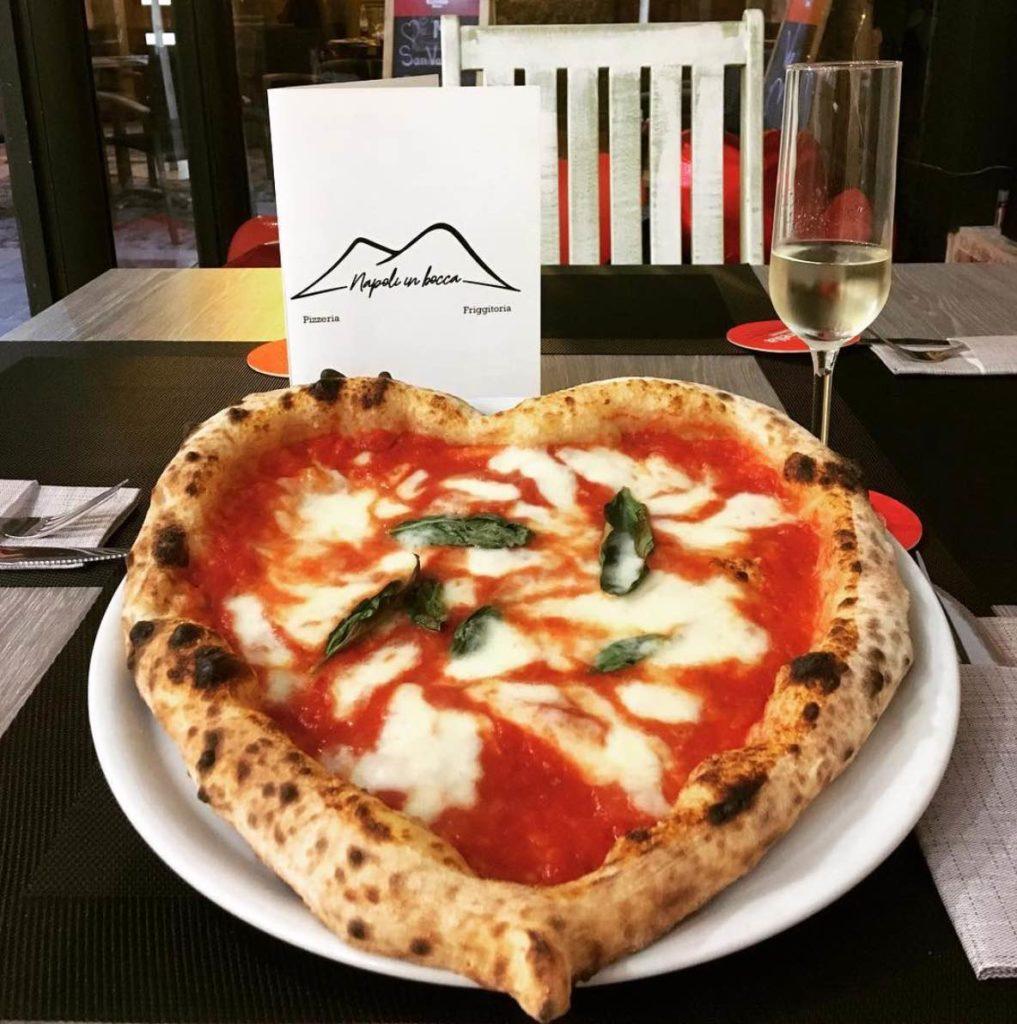 Pizzerías en Las Palmas, Napoli in bocca