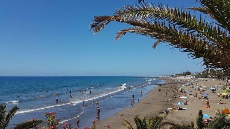 Playa de San Agustín
