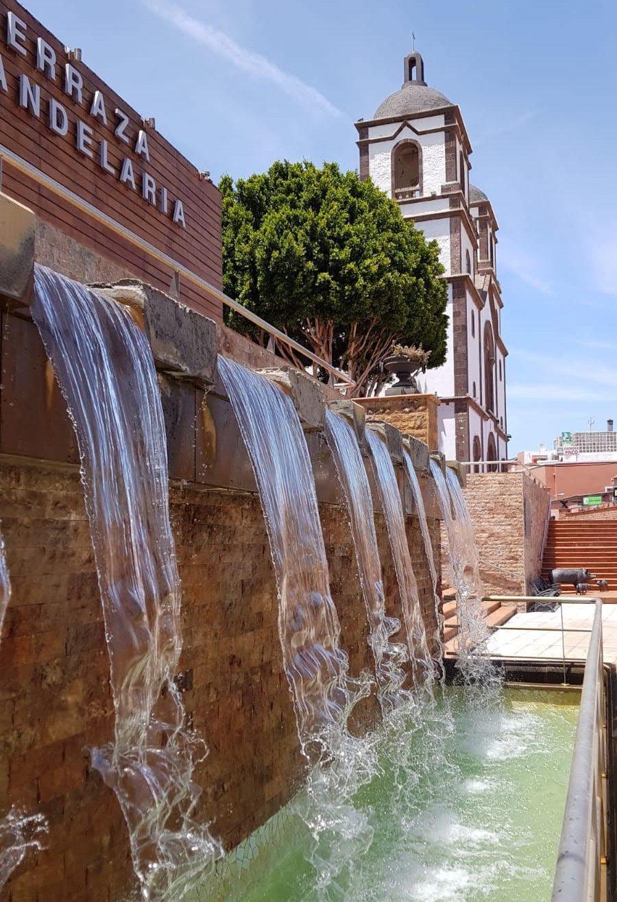 Plaza de La Candelaria, Ingenio