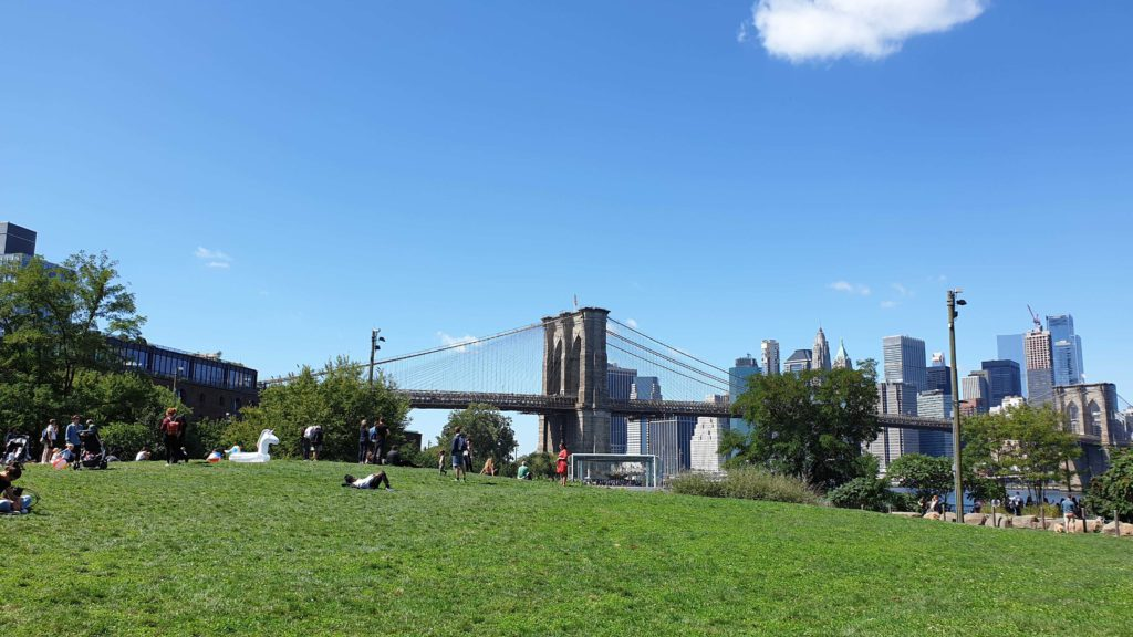 Brooklyn Bridge, places to visit in New York in 4 days