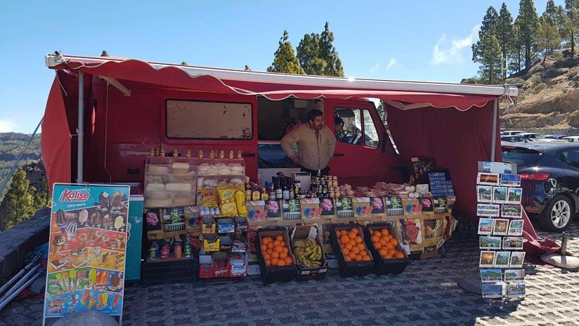 venta de productos canarios