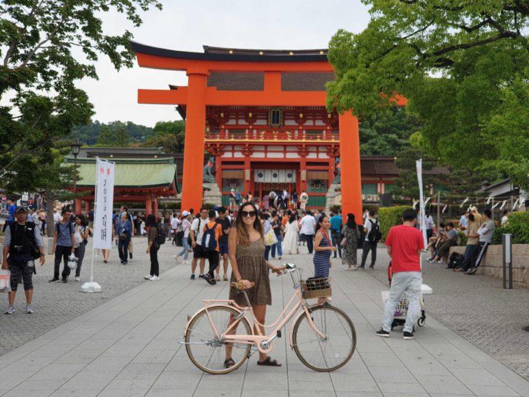 Fushimi Inari tori