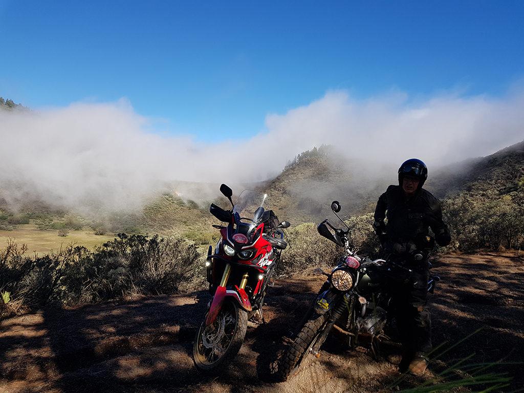 Rallye TT viejas glorias 2018 - Caldera de los marteles