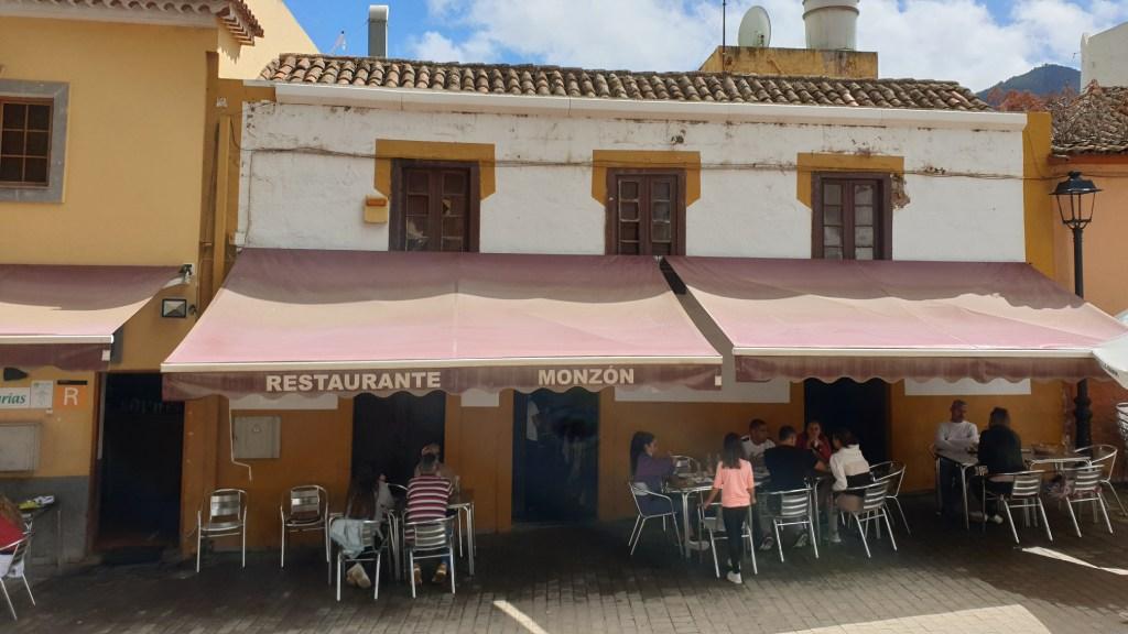 Restaurante Monzón, un clásico en Valsequillo