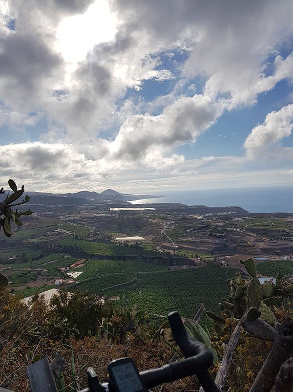 Vistas al norte de Gran Canaria