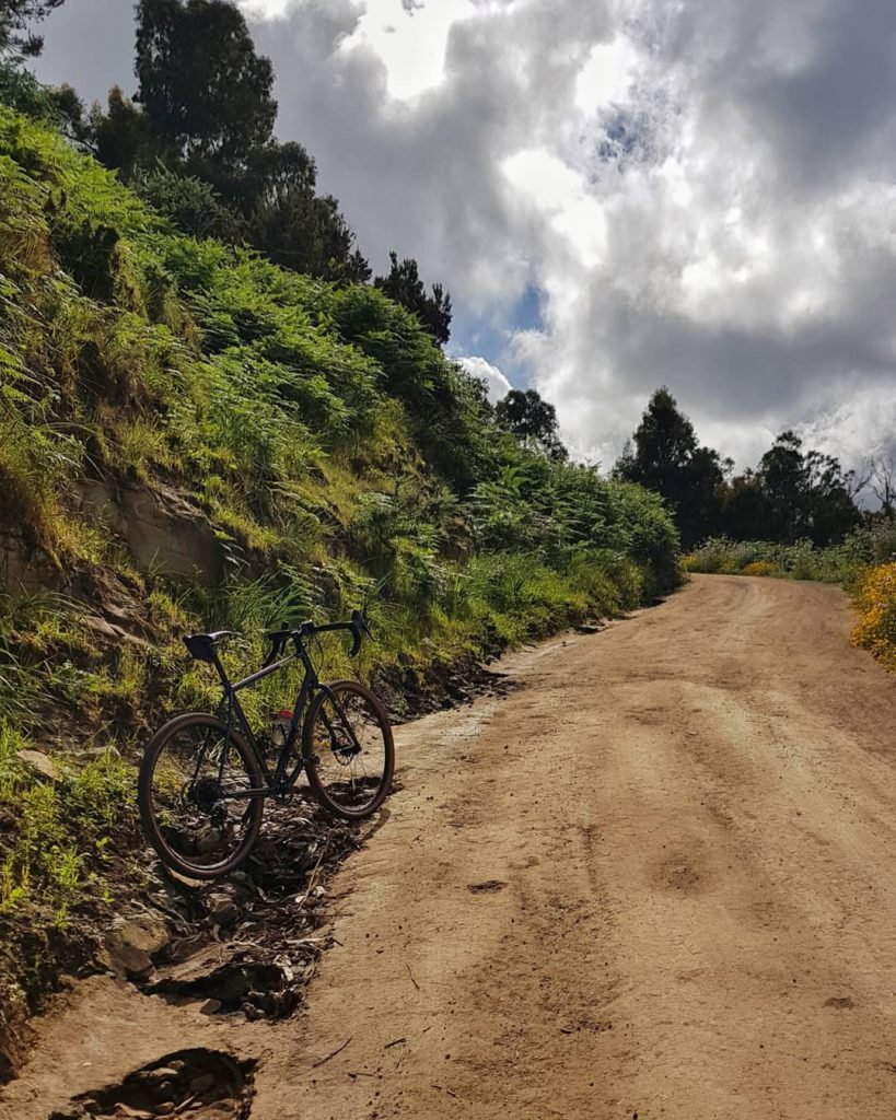 Perfect tracks for Gravel Bike in Firgas