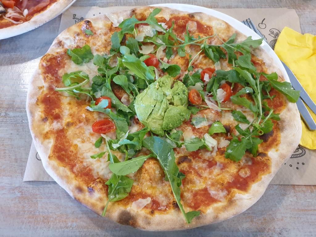Pizzería Salento L'Aldea