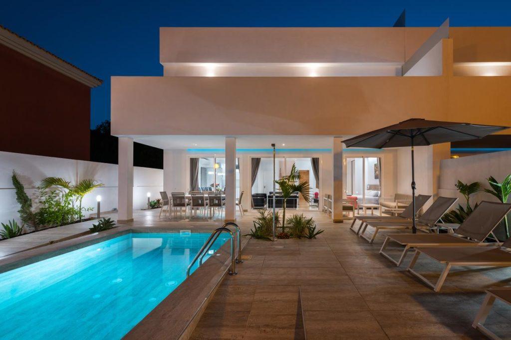 Villa Deluxe Suites, villas in Gran Canaria