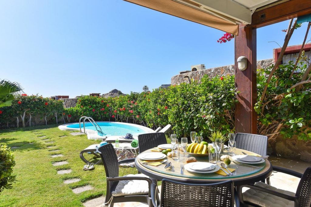 Tauro Golf villas, villas in Gran Canaria pet friendly