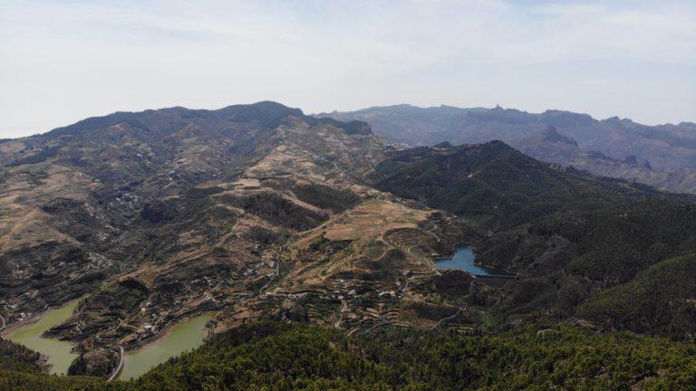 Ruta de las presas Gran Canaria