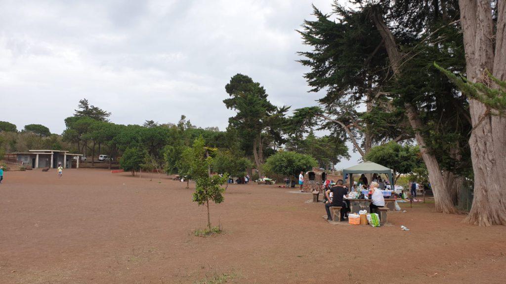 Recreation Area of Santa Cristina, Guía municipality
