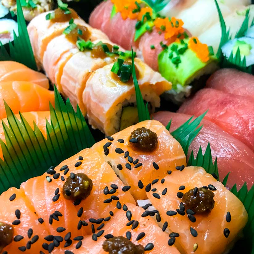 Anmaki sushi