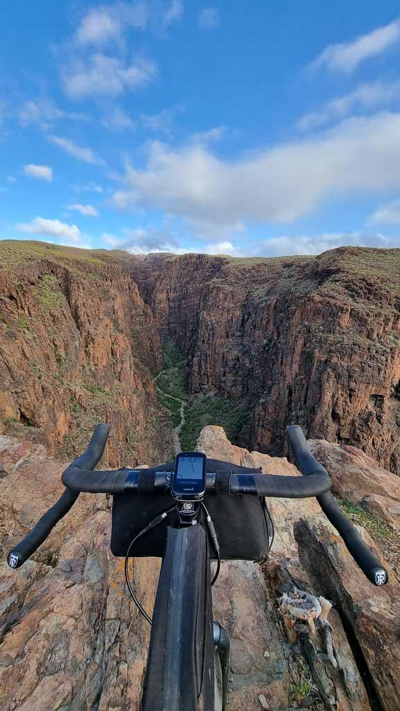 ruta arco del coronadero