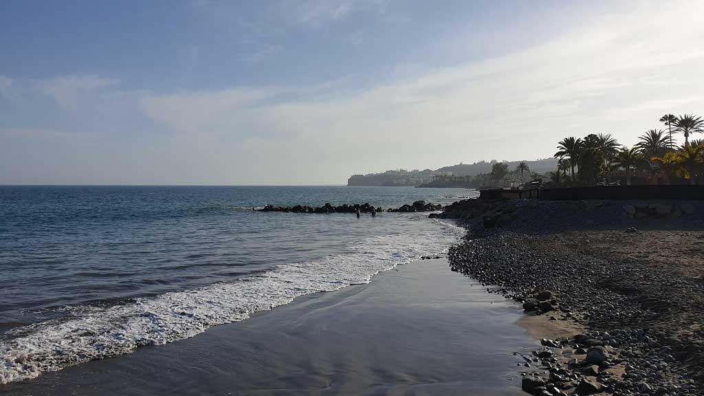 Bahía Feliz, Gran Canaria