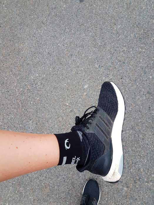 Lurbel Mid Calf Socks