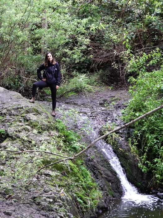 cascadas azuaje