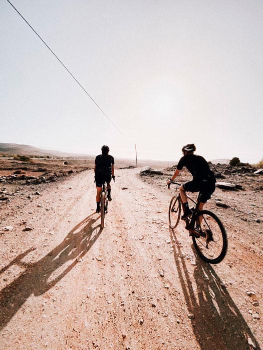 Gravel bike Bahia Feliz