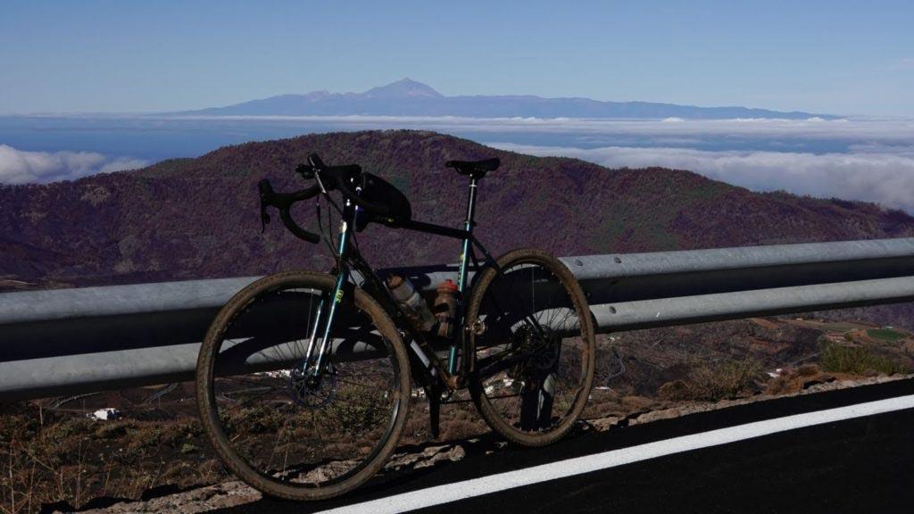 circular en bici por moya