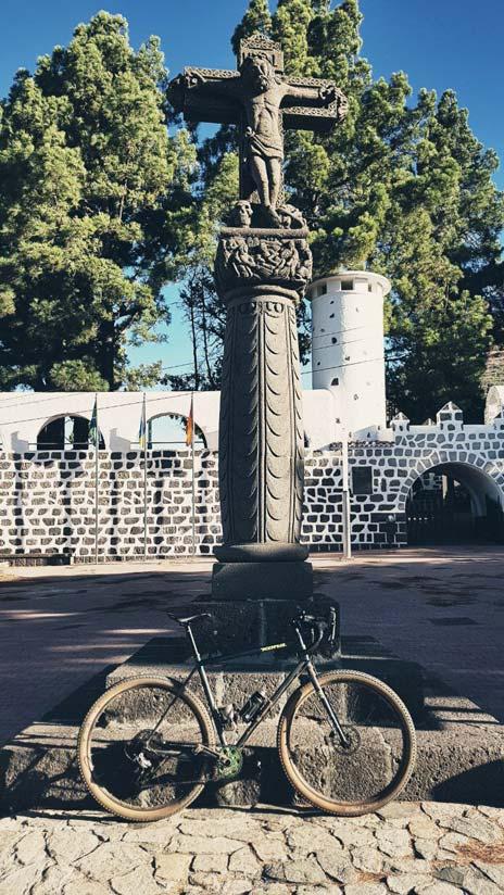cruz de tejeda ciclismo