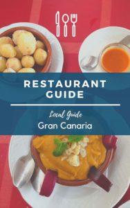 gran canaria restaurant guide